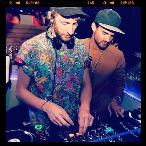 Exclusive Mix: WiLDKATS (Sandeman & Dickie)