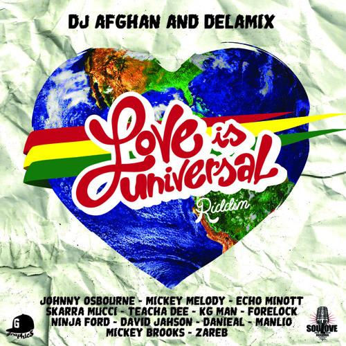 Skarra Mucci - Love (Love is Universal Riddim - SouLove rec/Delamix)