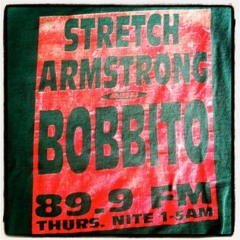 The Stretch Armstrong Show hosted by Bobbito special POP-UP show 02.22.13