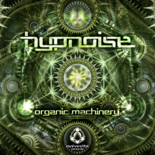 2.Hypnoise - Organic Machinery  PREVIEW