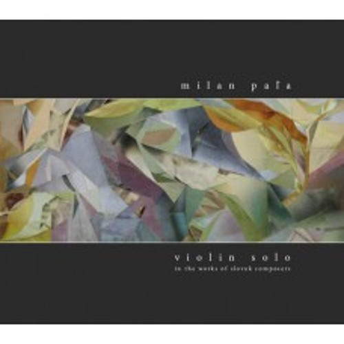 Peter Machajdík's PEROKET for violin solo (excerpt)