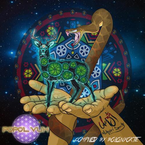AGh0Ri TanTriK - Thatha Thaiya (VA - Hikuri Spirits, Popol Vuh Recs)