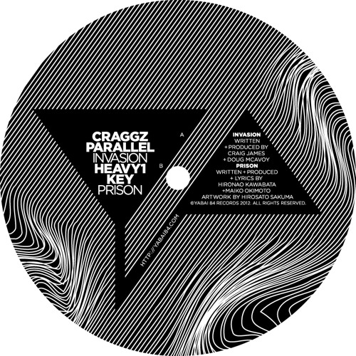 Heavy1 & Key - Prison _ Yabai 84 Records_12' Out Now.