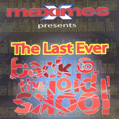 Rick Jones - The Last Ever Back To The Old Skool @ Maximes