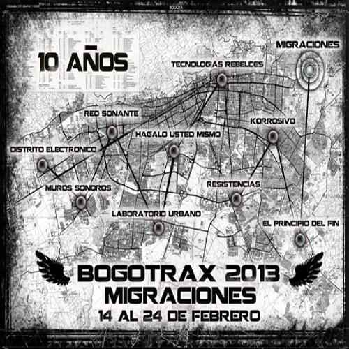 Mik izif @ Bogotrax Festival / Colombia 21-02-2013
