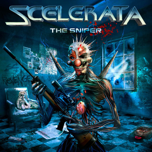 Scelerata - Drowned In Madness (The Sniper - 2012)