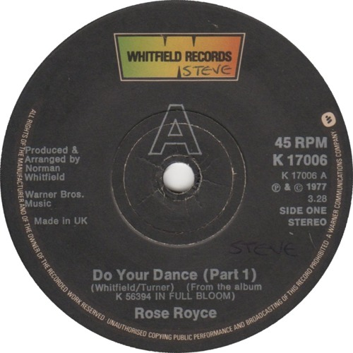 Do your dance (Original mix)