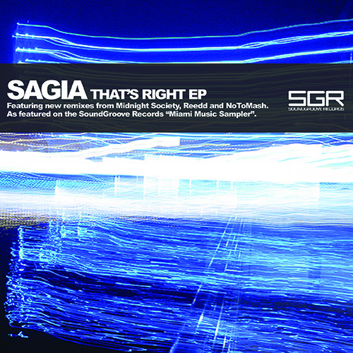 Sagia - That's Right (reedd Remix) - SC Edit