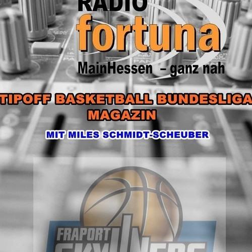 Tipoff Basketball Bundesliga Magazin (Interview mit Fabi vom 18.02.2013) + Tippspiel Beko BBL