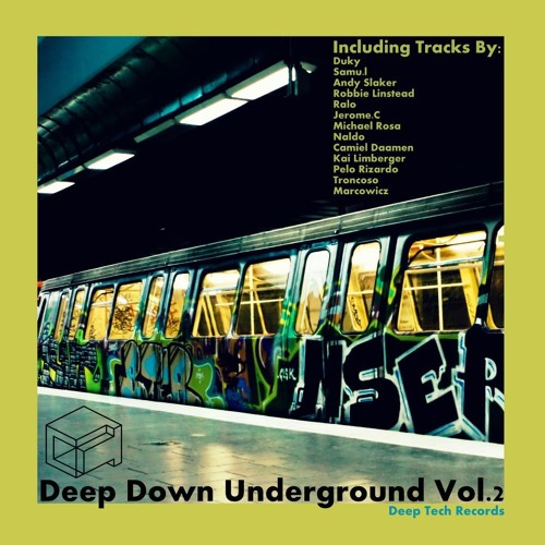 Camiel Daamen - Double Dub [Preview - Deep Tech]