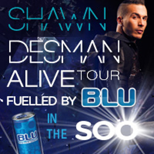 99.5 Yes FM - Shawn Desman BLU in the Soo Interview