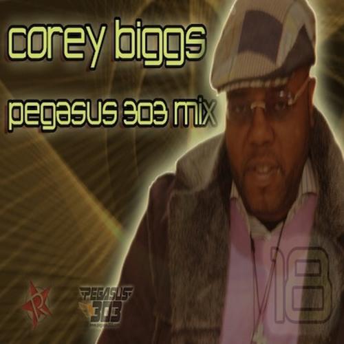 Pegasus 303 Mix 018 with Corey Biggs