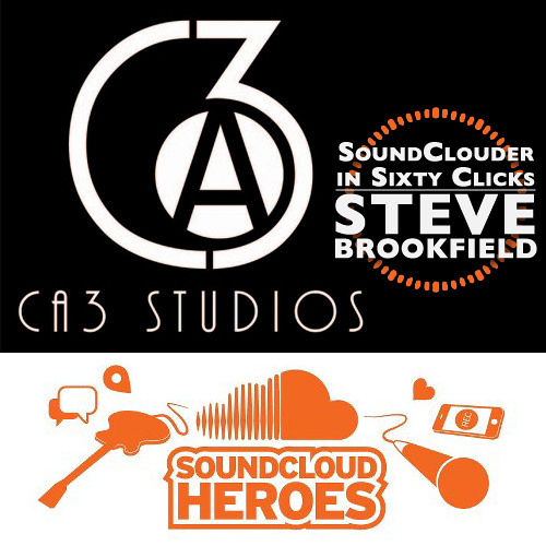 SoundClouder in Sixty Clicks: Steve Brookfield