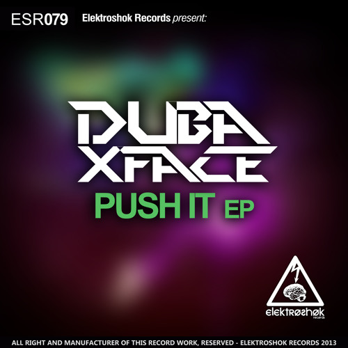 Push It (Original Mix) #1 on Beatport (2013)