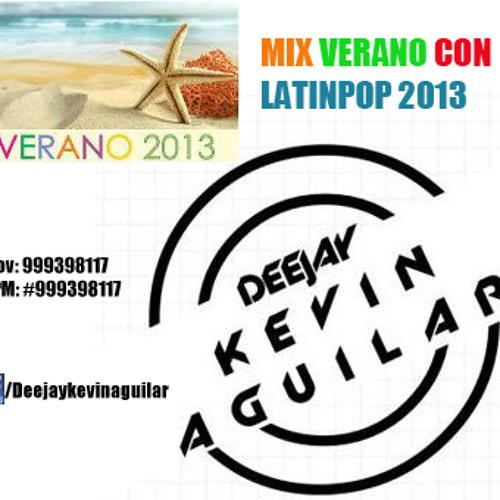 DJ KEVIN AGUILAR -  VERANO CON LATINPOP