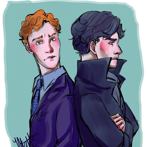 The Deductions of Sherlock Holmes and Captain Crieff
