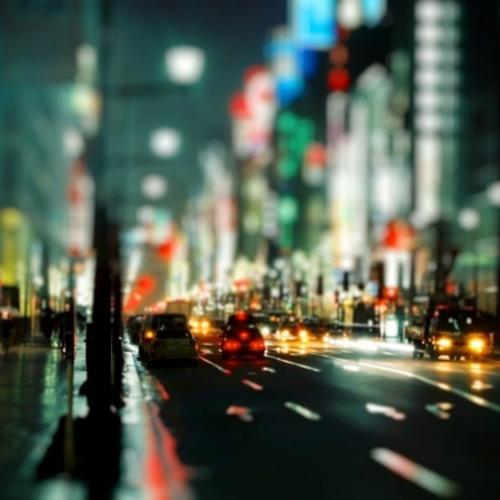 Biotones - Walking Thru The Night Lights