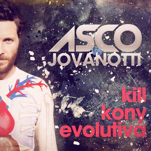 Asco vs Jovanotti - Kill Kony Evolutiva (AscoMashUp)