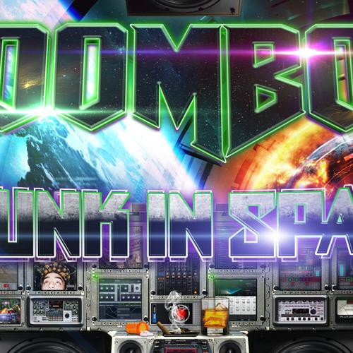 Doombox-Crunk In Space L.P. minimix