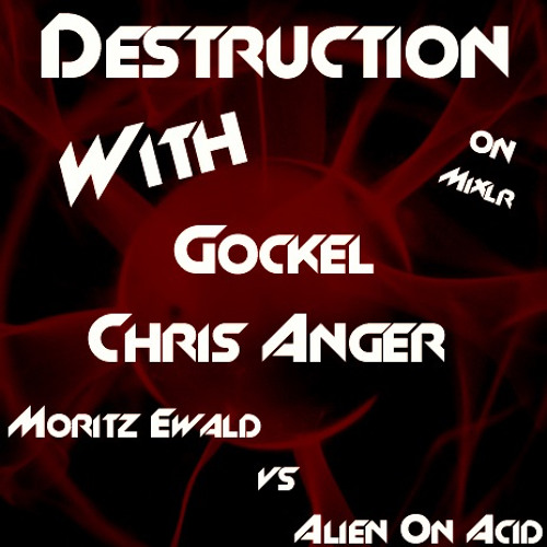 Gockel @ Hard Destruction Friday Broadcast 22.02.2013