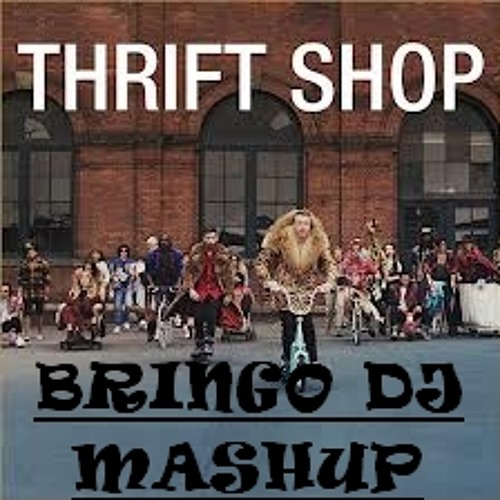 Macklemore & Ryan Lewis ft. Wanz vs. Mike Candys - Oh, Thrift Shop (Bringo DJ MashUp)