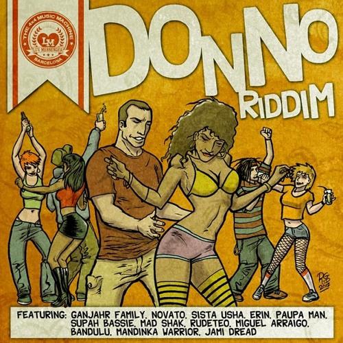 Barrio (Donno Riddim/Luv Messenger 2013)