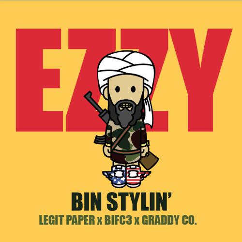 Ezzy - Bin Stylin'
