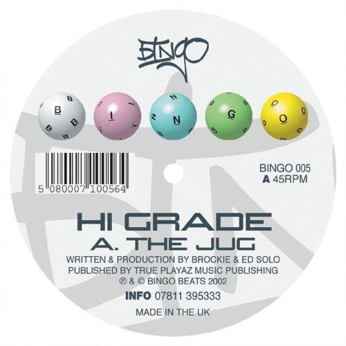 Hi Grade - The Jug (Danny B-Line Refix)