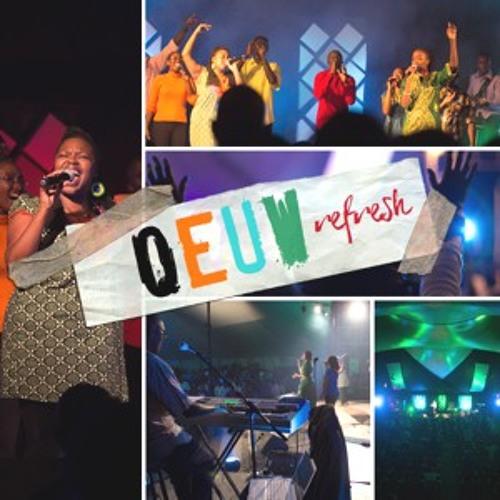 Refresh Worship Album Sampler by QEUW