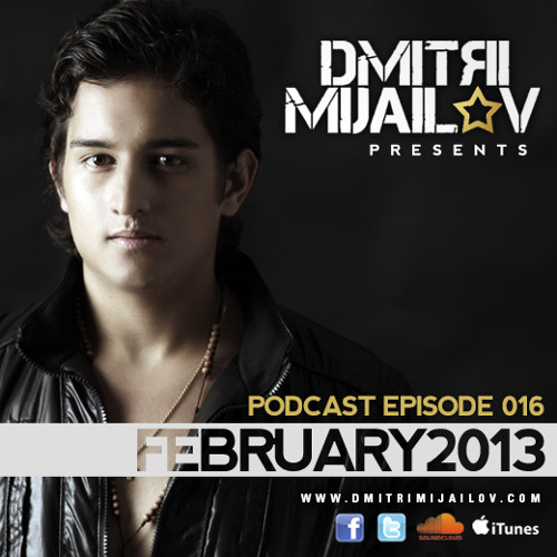 February 2013 Podcast Episode (016)