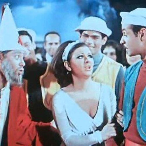 سعاد حسنى و عادل الاكشر - الحلوة لسة صغيرة