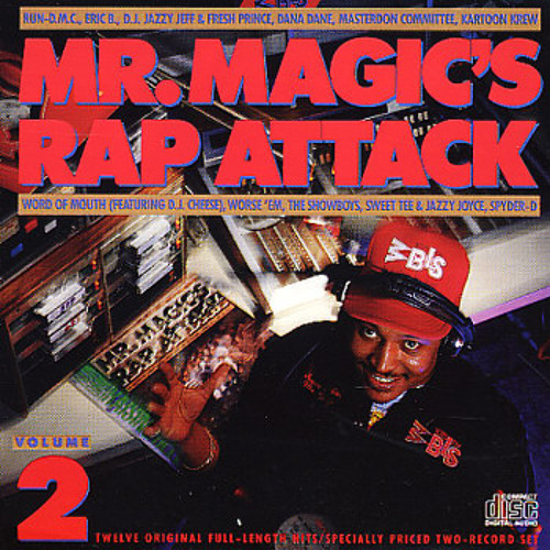 DJ Marley Marl Mr Magics Rap Attack WBLS 31|05|1986
