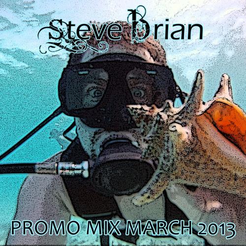Steve Brian - Promo Mix March 2013