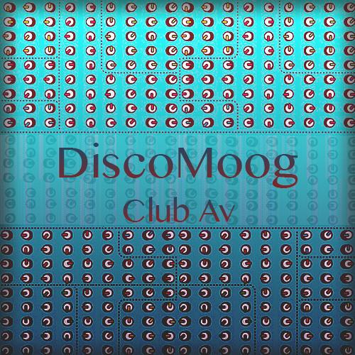 Club AV - DiscoMoog ( Original Mix )