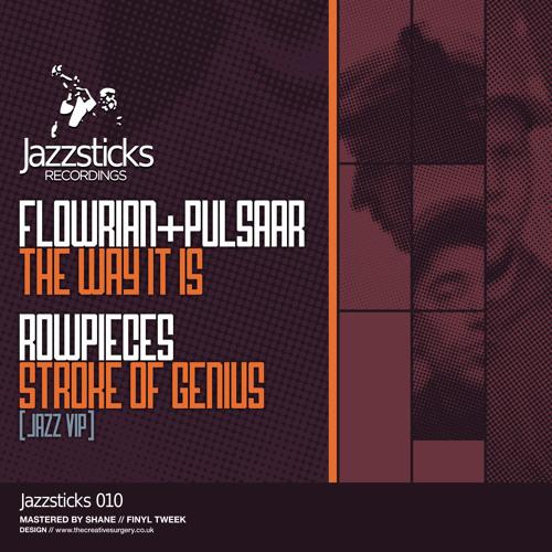 Rowpieces - Stroke Of Genius (Jazz VIP) [JAZ010]