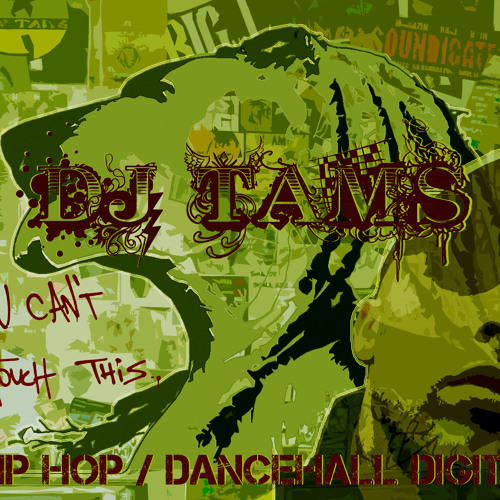 Ultimate Ragga Hip Hop Selections 2 -  Dj Tams 01-2013