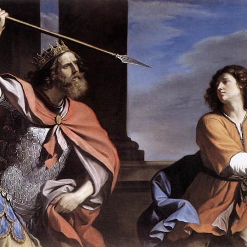 Warn King David