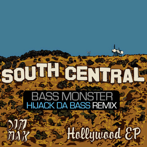 South Central - Bass Monster (Hijack Da Bass Remix) Free Download