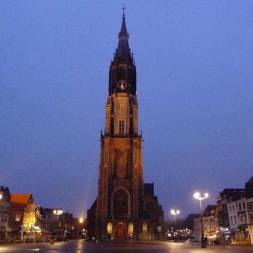 Delft (violin experiment)