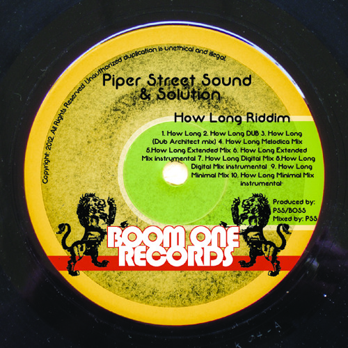 Piper Street Sound - How Long (Dub Architect Mix)