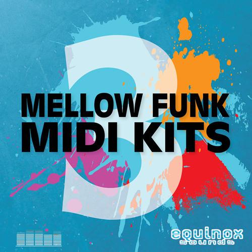 Mellow Funk MIDI Kits 3 Demo (MIDI Loops)