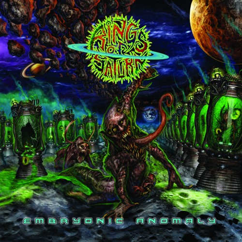 8. Rings Of Saturn - Grinding Of Internal Organs