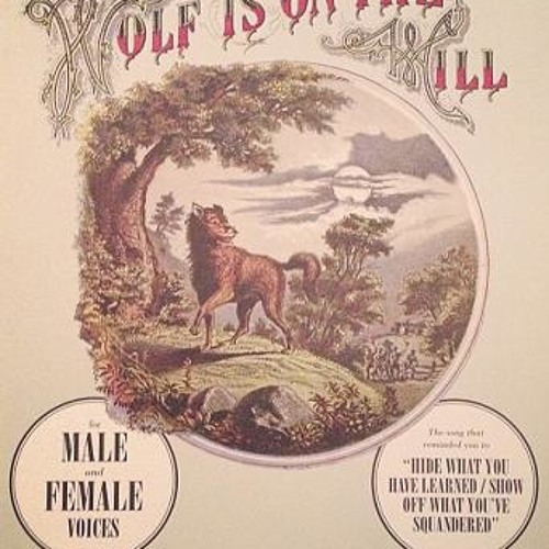The Wolf Is On The Hill - Rendition by Paul Lambeek