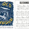 Old Shanghai - Beck's Song Reader - Rendition by Paul Lambeek
