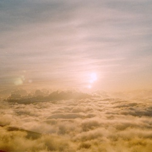 sunblinded sky