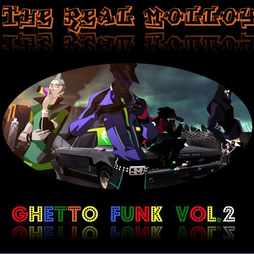 The Real Molloy - Ghetto Funk Vol. 2