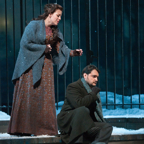 Seattle Opera LA BOHÈME Elizabeth Caballero as Mimì