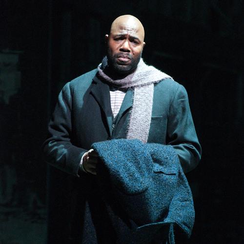 Seattle Opera LA BOHÈME Arthur Woodley as Colline