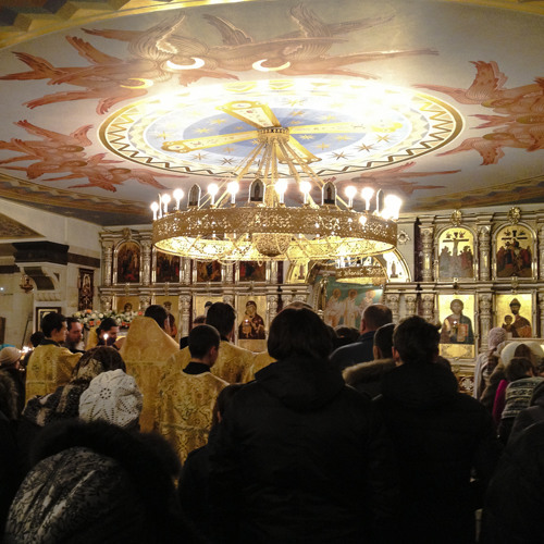 Chants Orthodoxes - Ekaterinbourg 2/2