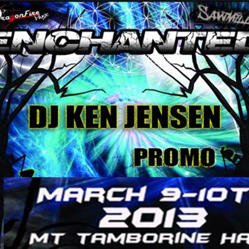 Ken Jensen's ENCHANTED promo